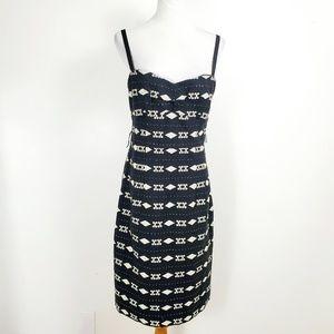 Nanette Lepore 6 Dress Adjustable Straps Cocktail